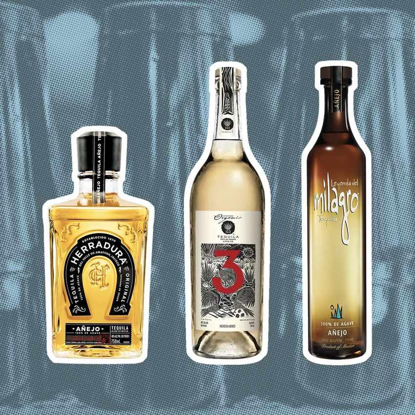 Best Añejo Tequilas