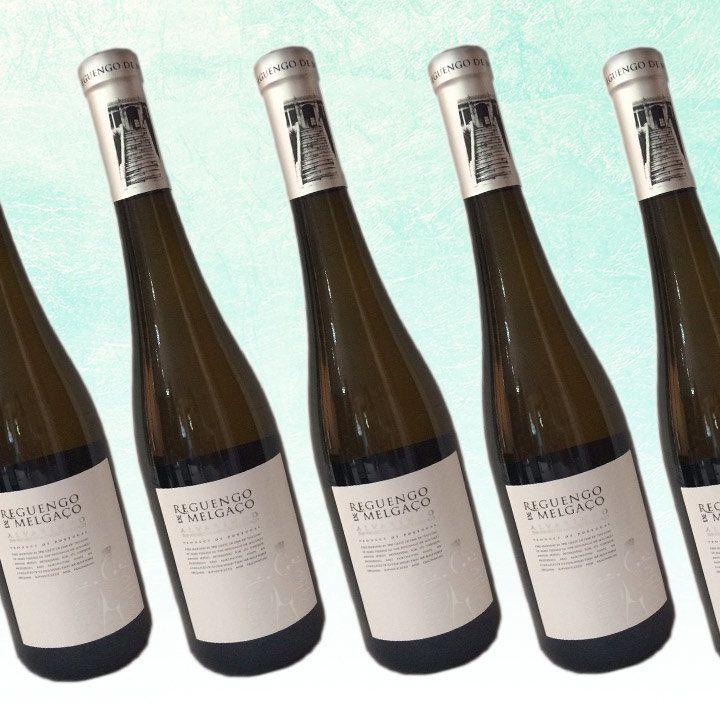 Reguengo de Melgaço Alvarinho bottles