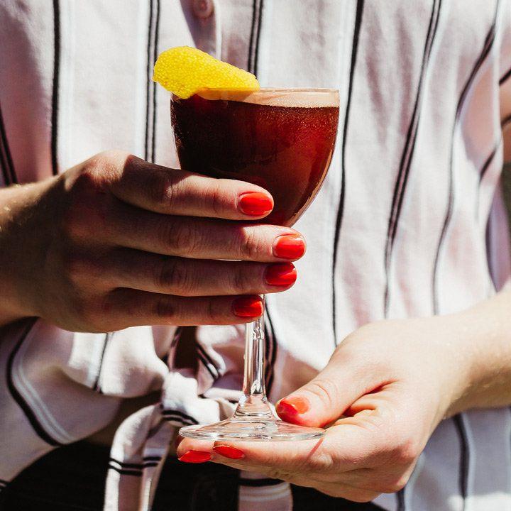 turf club cocktail