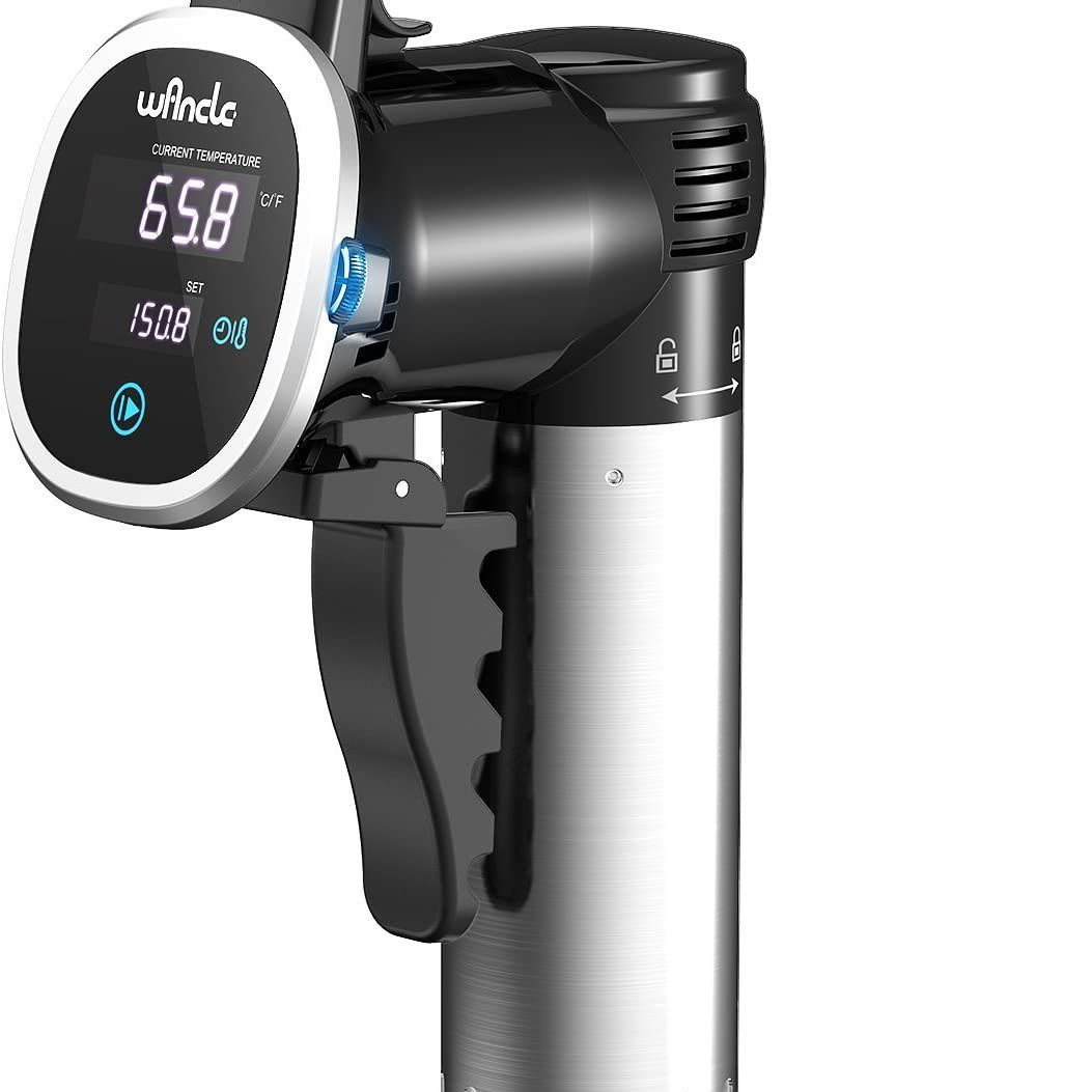 Sous Vide Cooker, Wancle Thermal Immersion Circulator