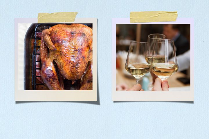Roasted Chicken and Chardonnay