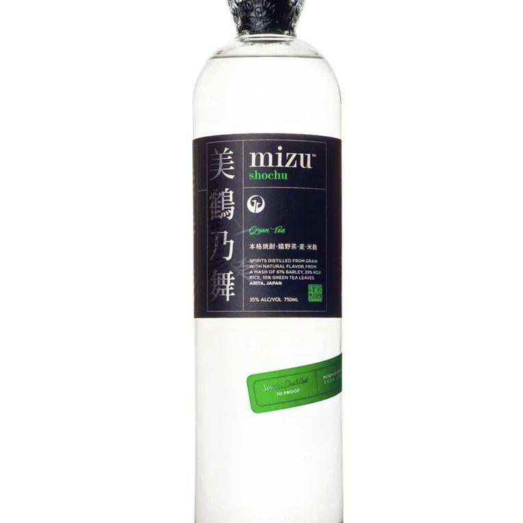Mizu Green Tea Shochu