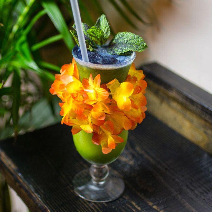 Huli Pau cocktail
