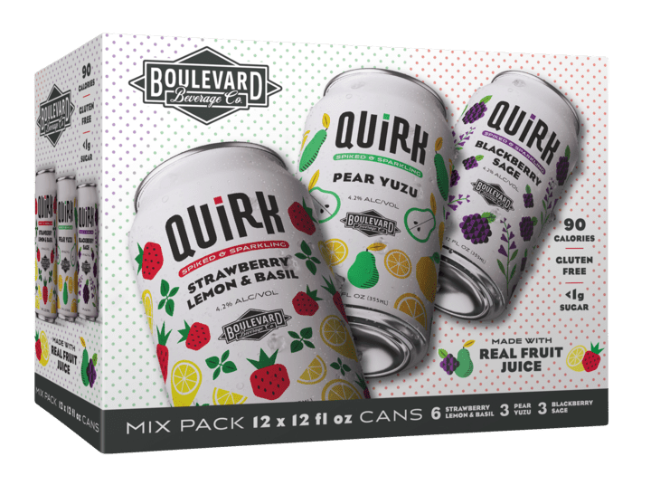 Boulevard Quirk Spiked & Sparkling