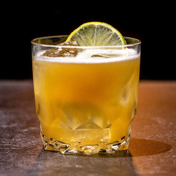 Kingston Colada cocktail