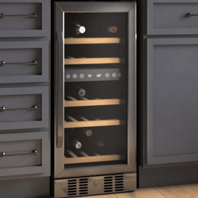 NewAir 29 Bottle Dual Zone Wine Refrigerator