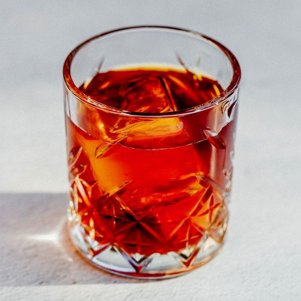 Oaxacan Tail cocktail