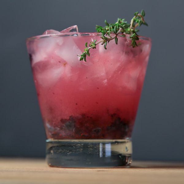 Country Thyme cocktail