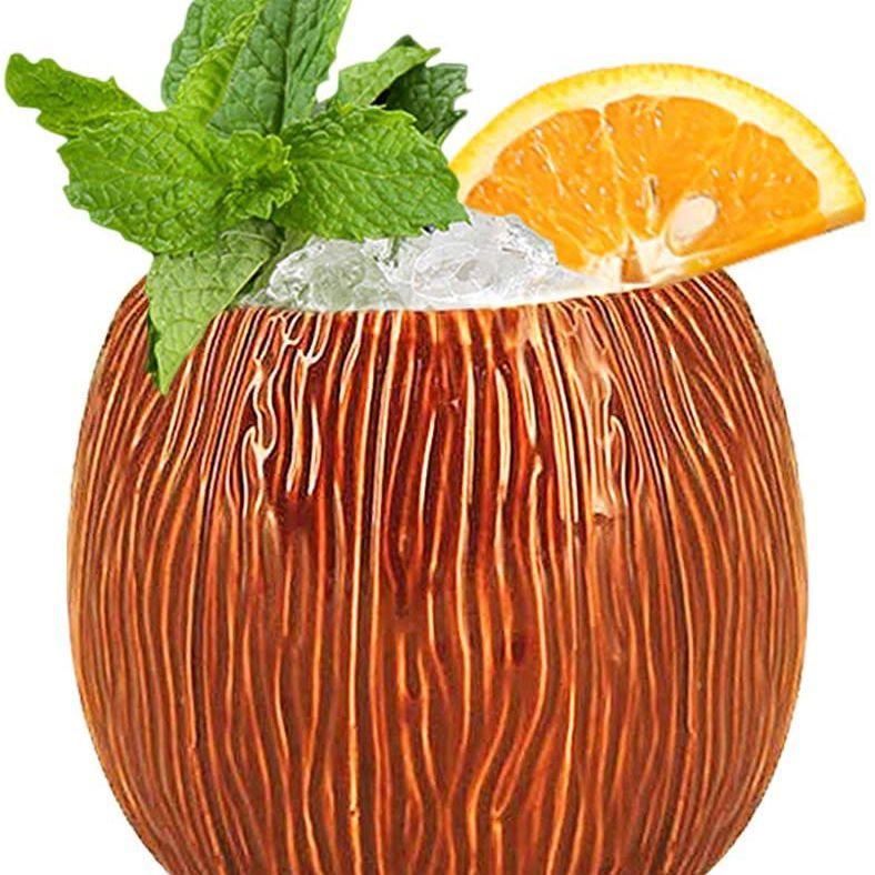 Linall's Coconut Mug