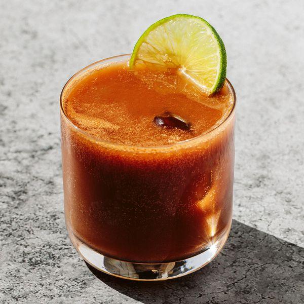 Black Mole Margarita