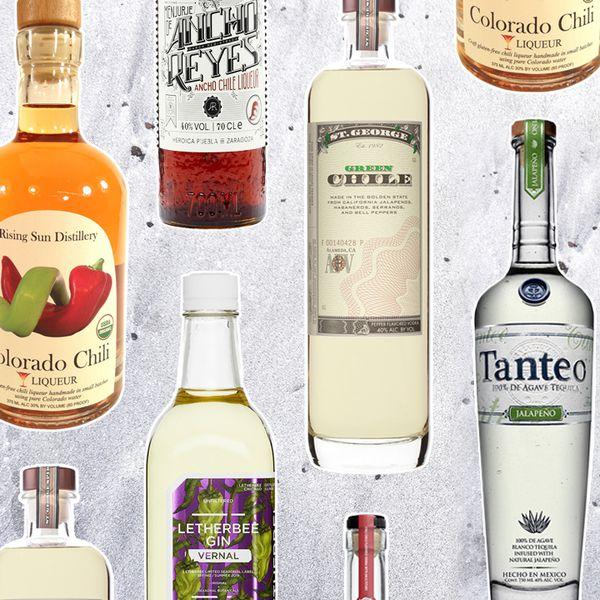 spicy spirits bottles