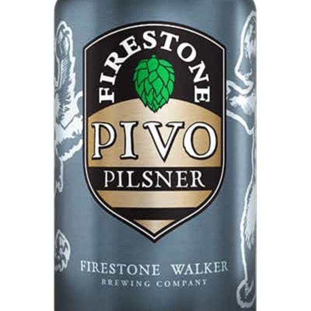 Firestone Walker Brewing Pivo Pilsner