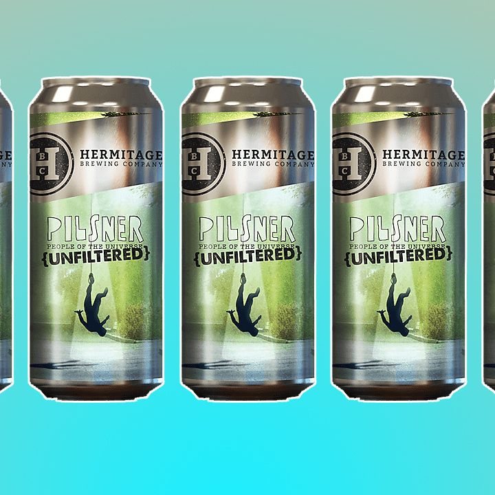 Hermitage Brewing Co. Pilsner People of the Universe