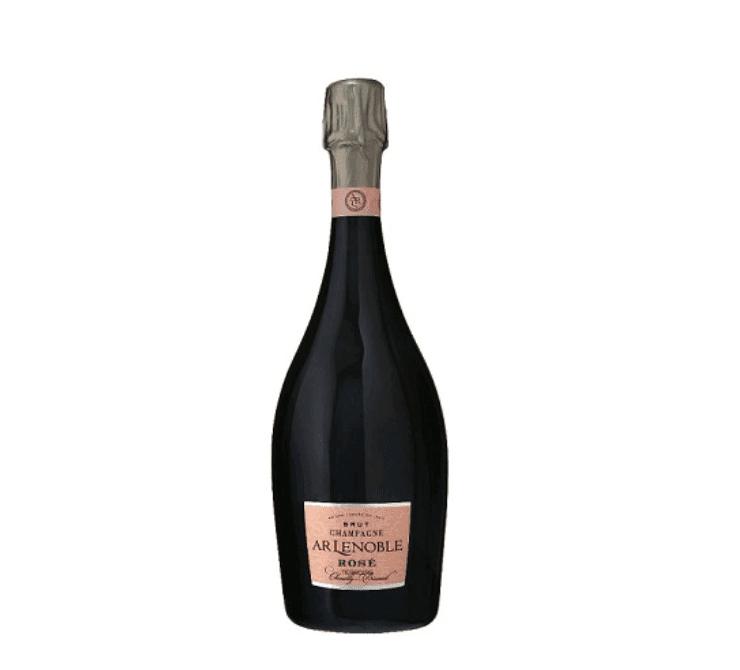 Lenoble Terroirs Brut Rosé Champagne