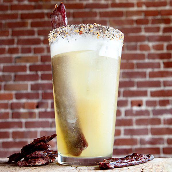 Rub & Rye cocktail
