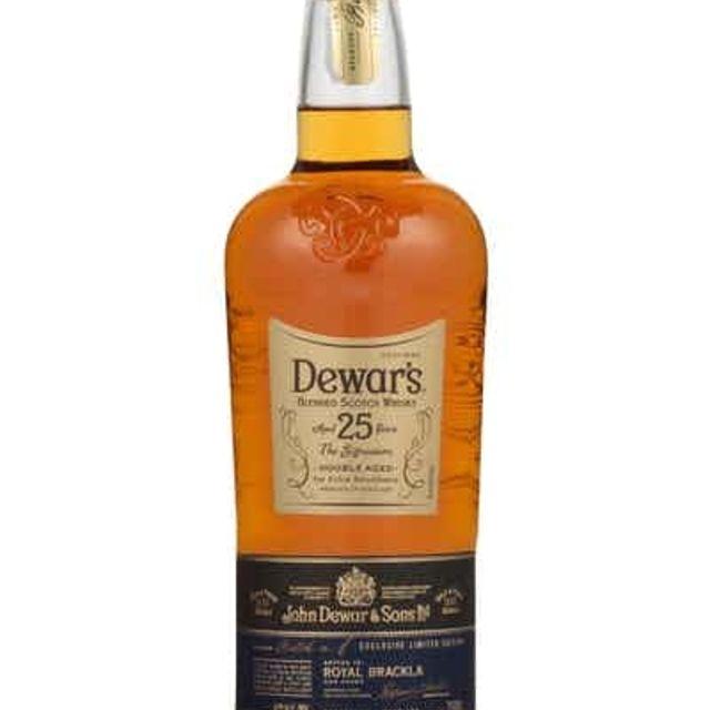 Dewar's 25-Year Scotch Whisky