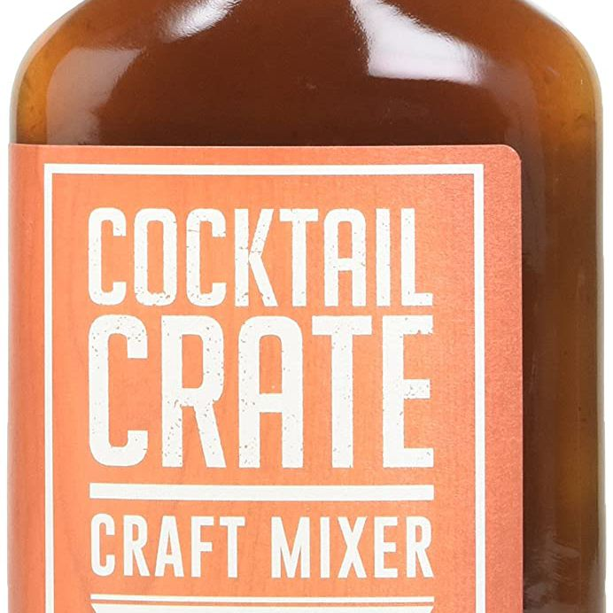 Cocktail Crate Mixer Spiced Old Fashioned