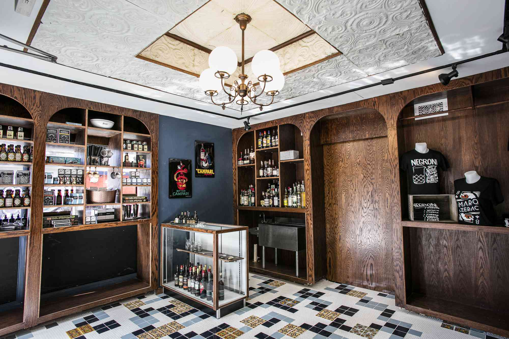 """Amor y Amargo's new """"general store"""" sells bitters and more in New York City."""