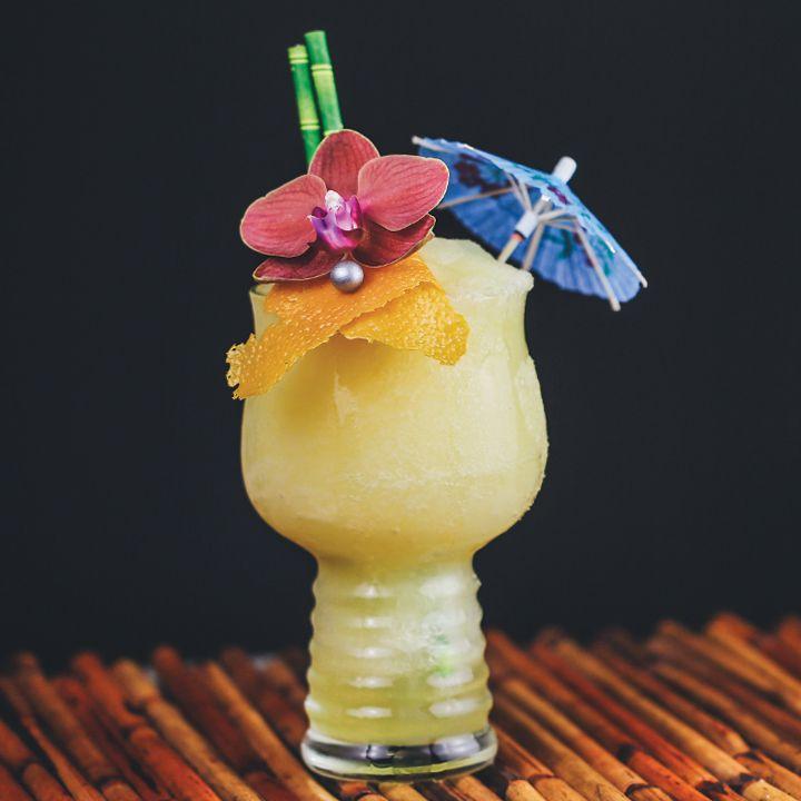 Saturn cocktail