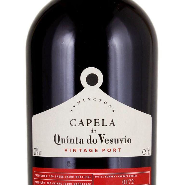 2017 Quinta do Vesuvio Vintage Port Capela