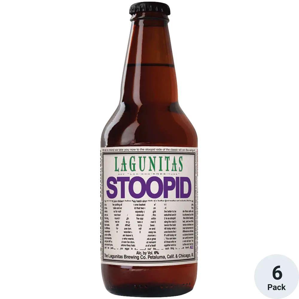 Lagunitas Stoopid Wit