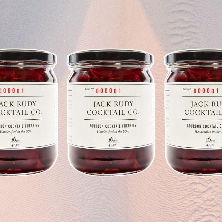 Jack Rudy Cocktail Co. Bourbon Cocktail Cherries