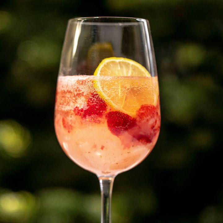 Spring Fever cocktail