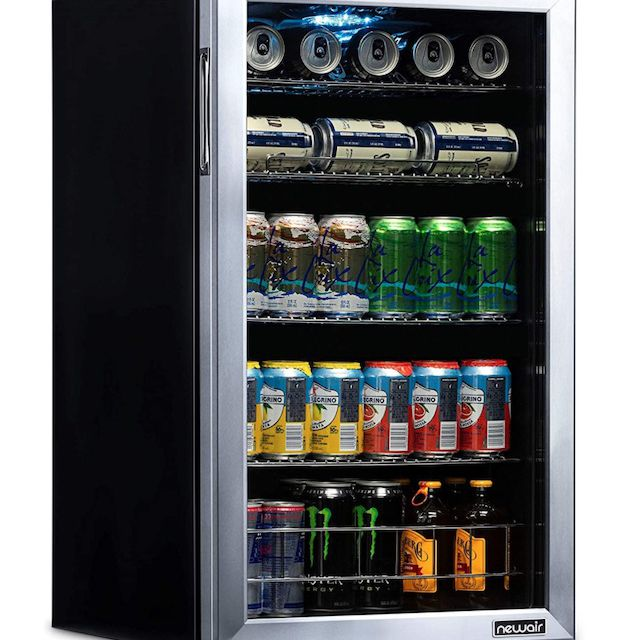 NewAir Beverage Refrigerator and Cooler