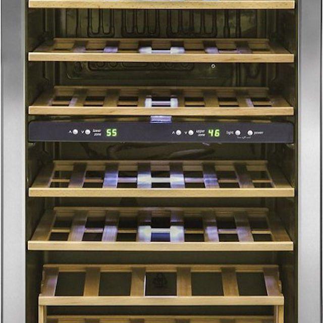 Frigidaire 38-Bottle Stainless Steel Wine Cooler