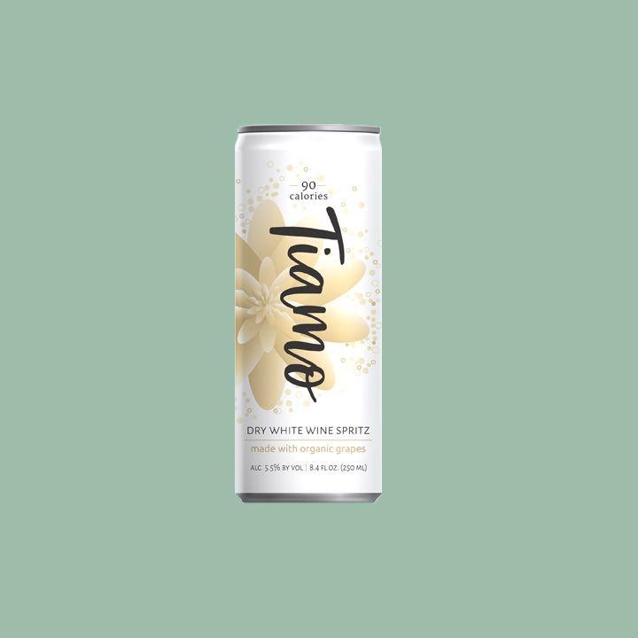 Tiamo Organic Dry White Spritz