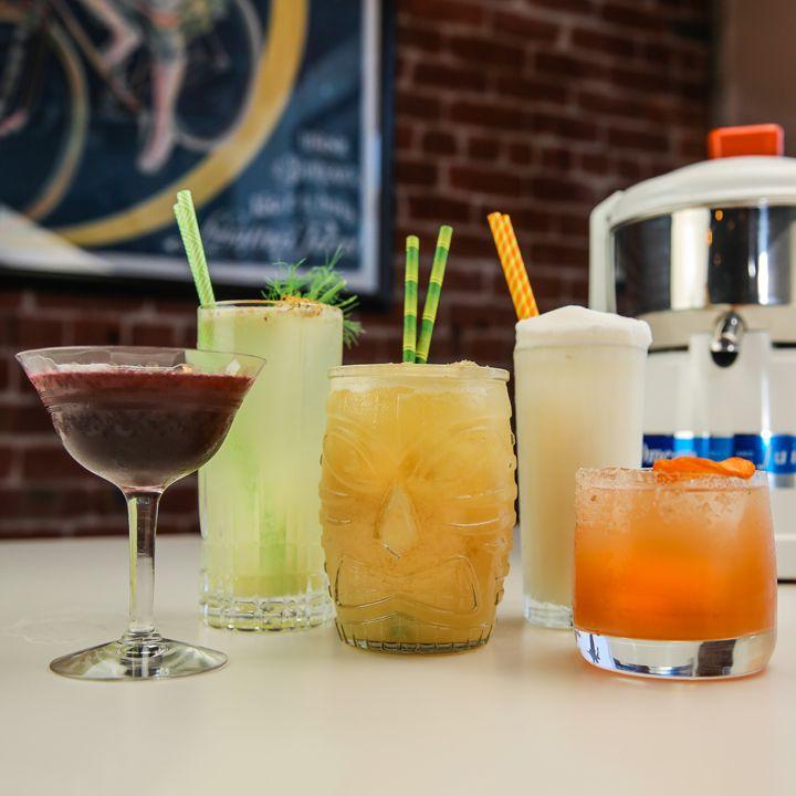 Fresh Juice Cocktails