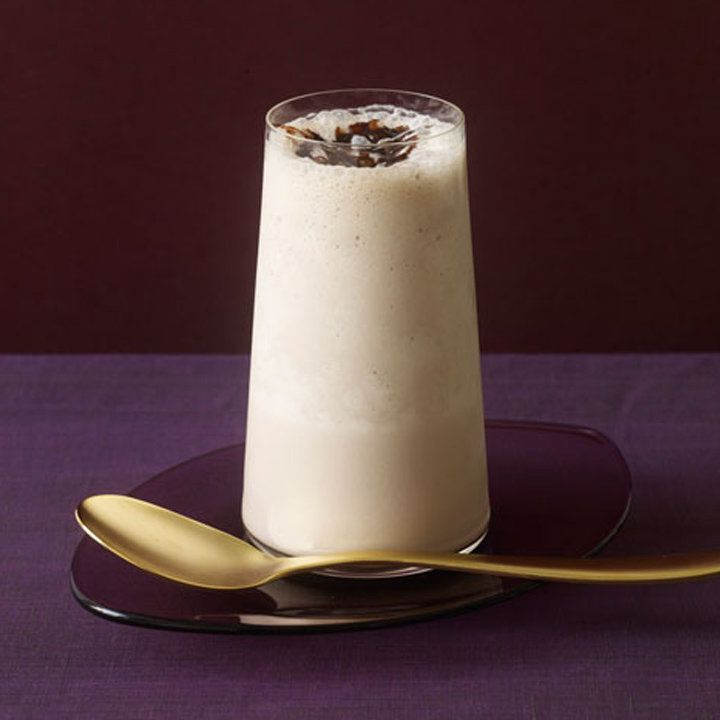 Bourbon, Vanilla & Chocolate Milkshake recipe