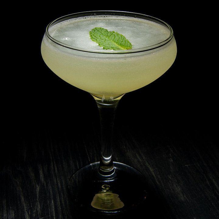 South Mint 75 cocktail