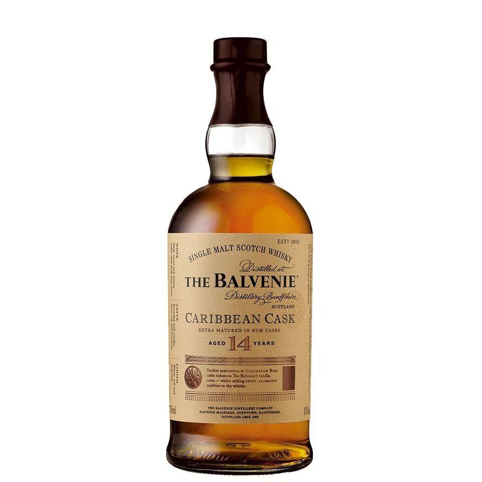 Balvenie 14 Year Old Caribbean Cask Single Malt Scotch Whisky