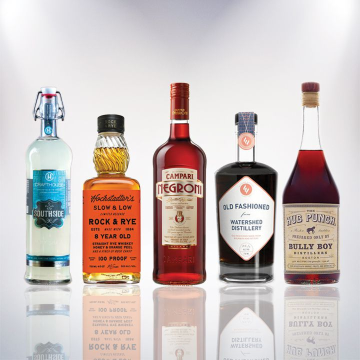 bottled cocktails
