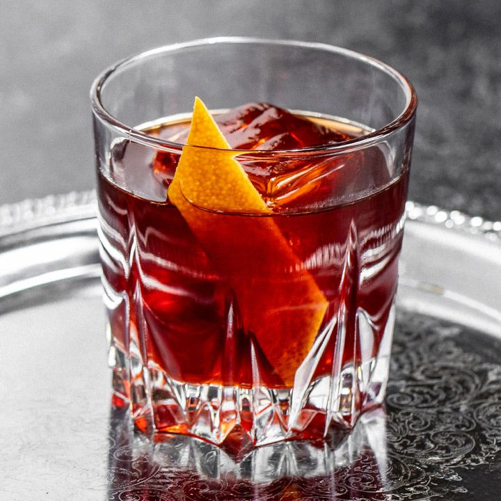 Cold-Brew Negroni