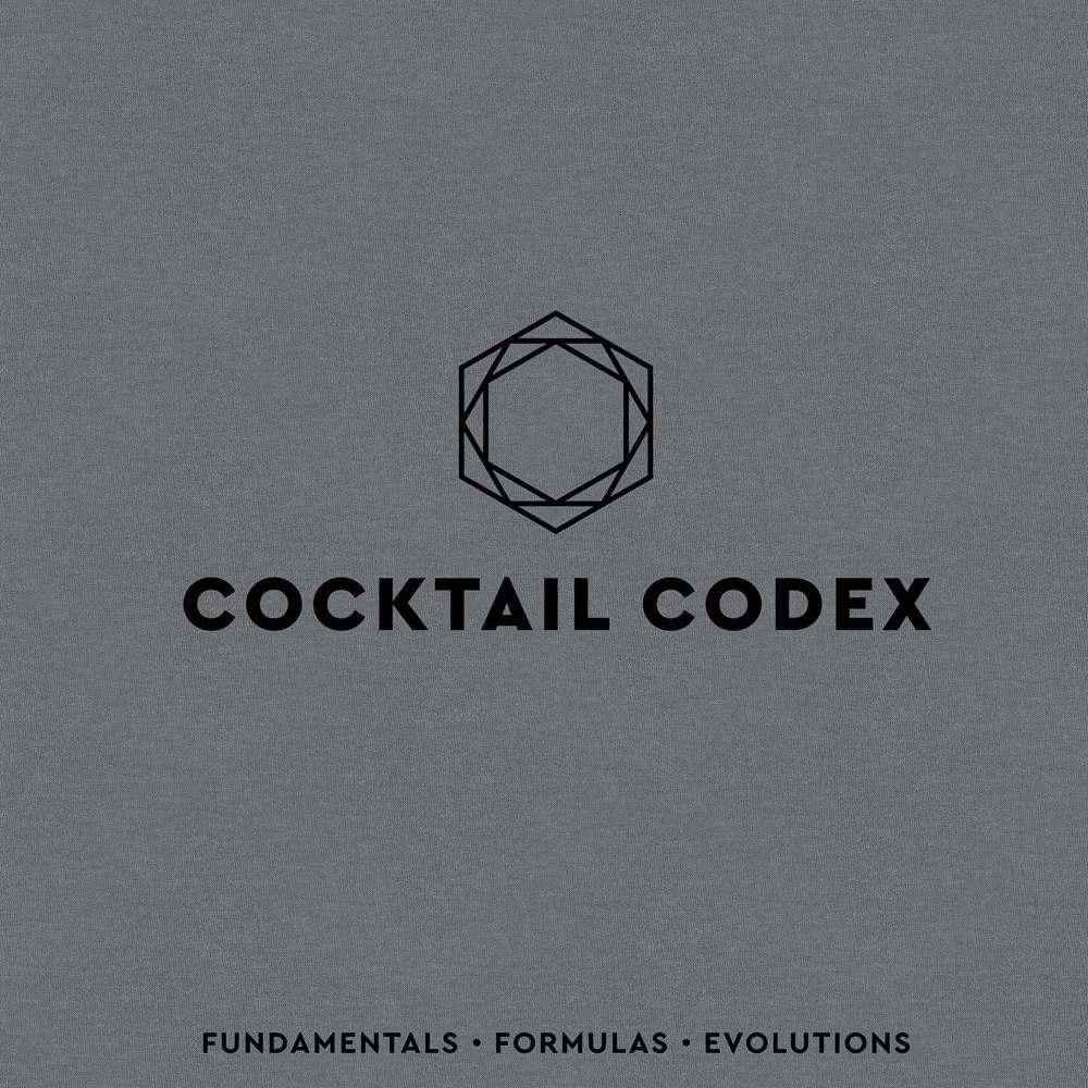 """Cocktail Codex: Fundamentals. Formulas. Evolutions"" by Devon Tarby, David Kaplan, Nick Fauchald, and Alex Day"
