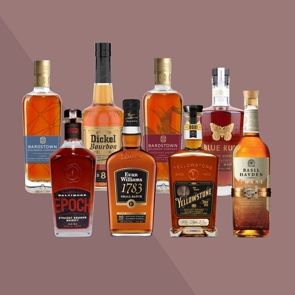 8 New Bourbons to Try Right Now