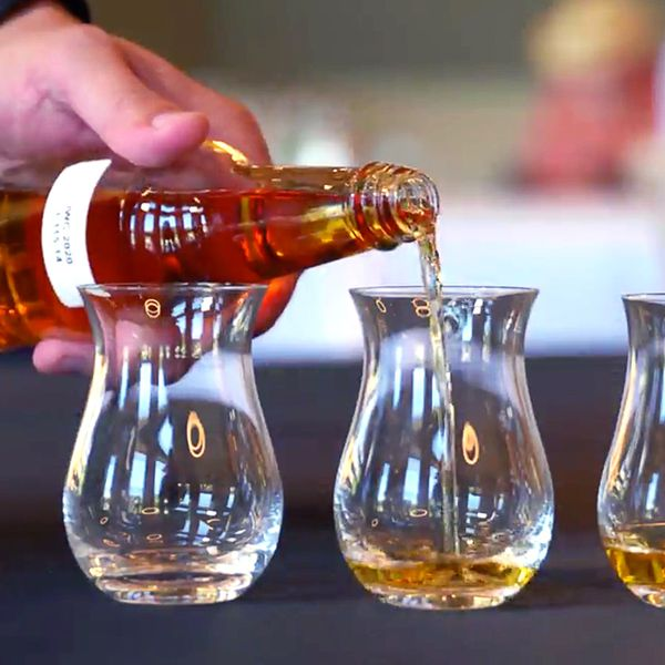 The International Whisky Competition was moved to Estes Park, Colorado.