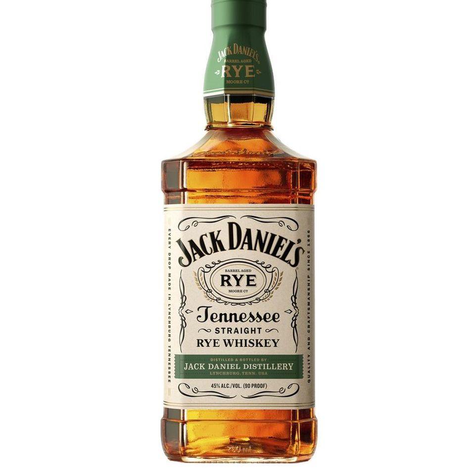 Jack Daniel's Rye Tennessee Whiskey