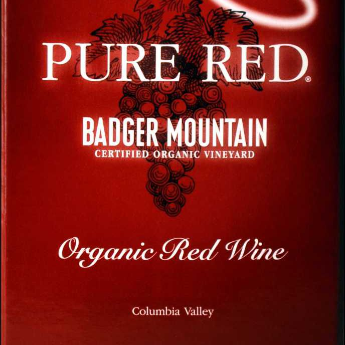 Badger Mountain Red