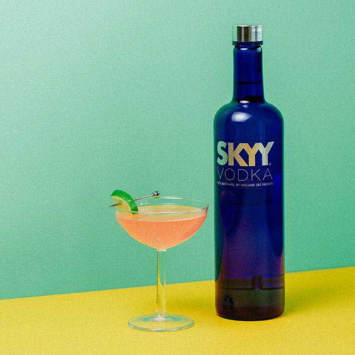 Skyy bottle