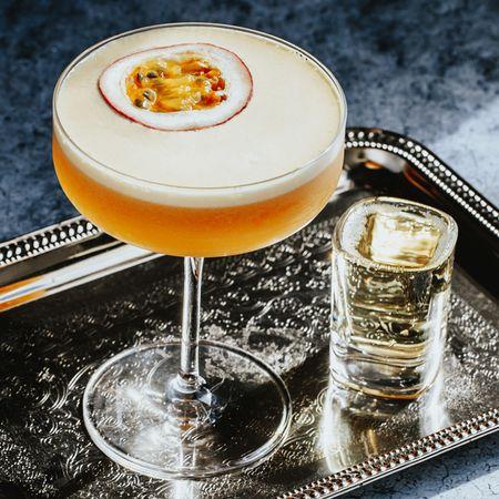 Porn Star Martini Cocktail Recipe
