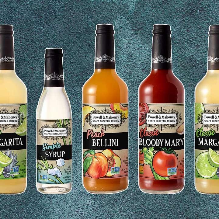 Powell & Mahoney bottles