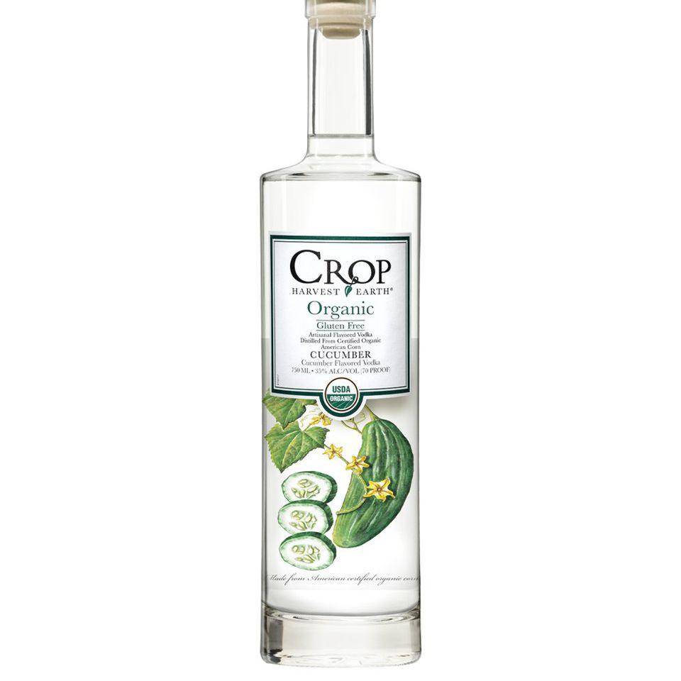 Crop Organic Cucumber Vodka
