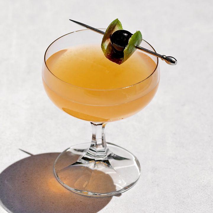 Torrents of Summer cocktail