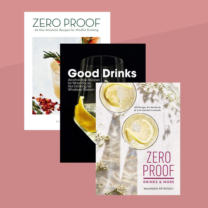 zero proof bar books