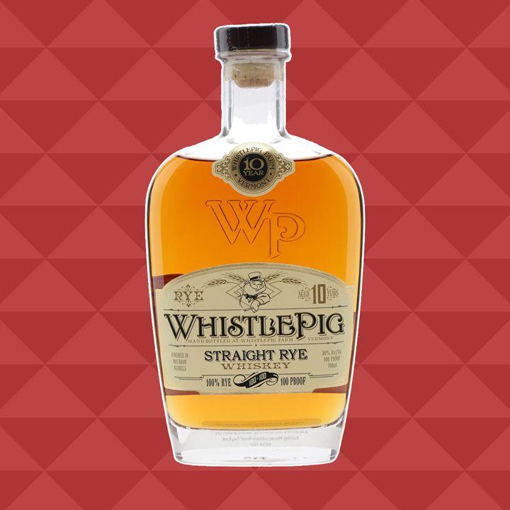 WhistlePig 10 Year Rye