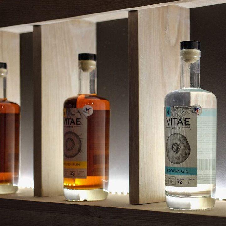 Vitae Spirits bottles