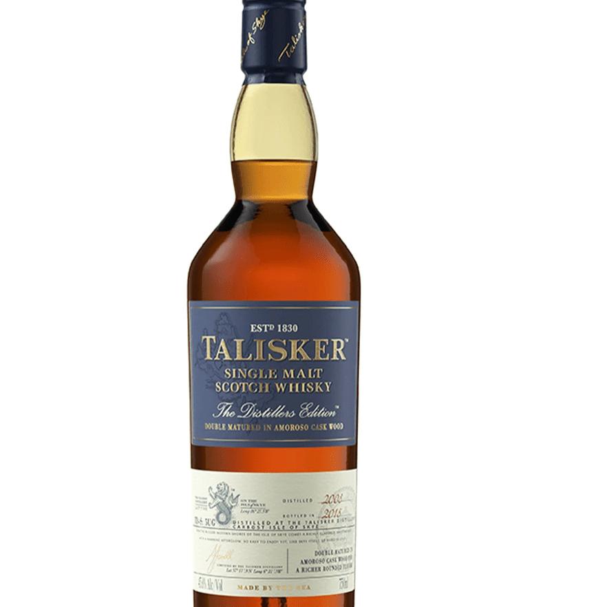 Talisker Distiller's Edition Single Malt Scotch